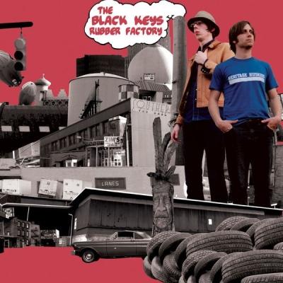 Album: Rubber Factory