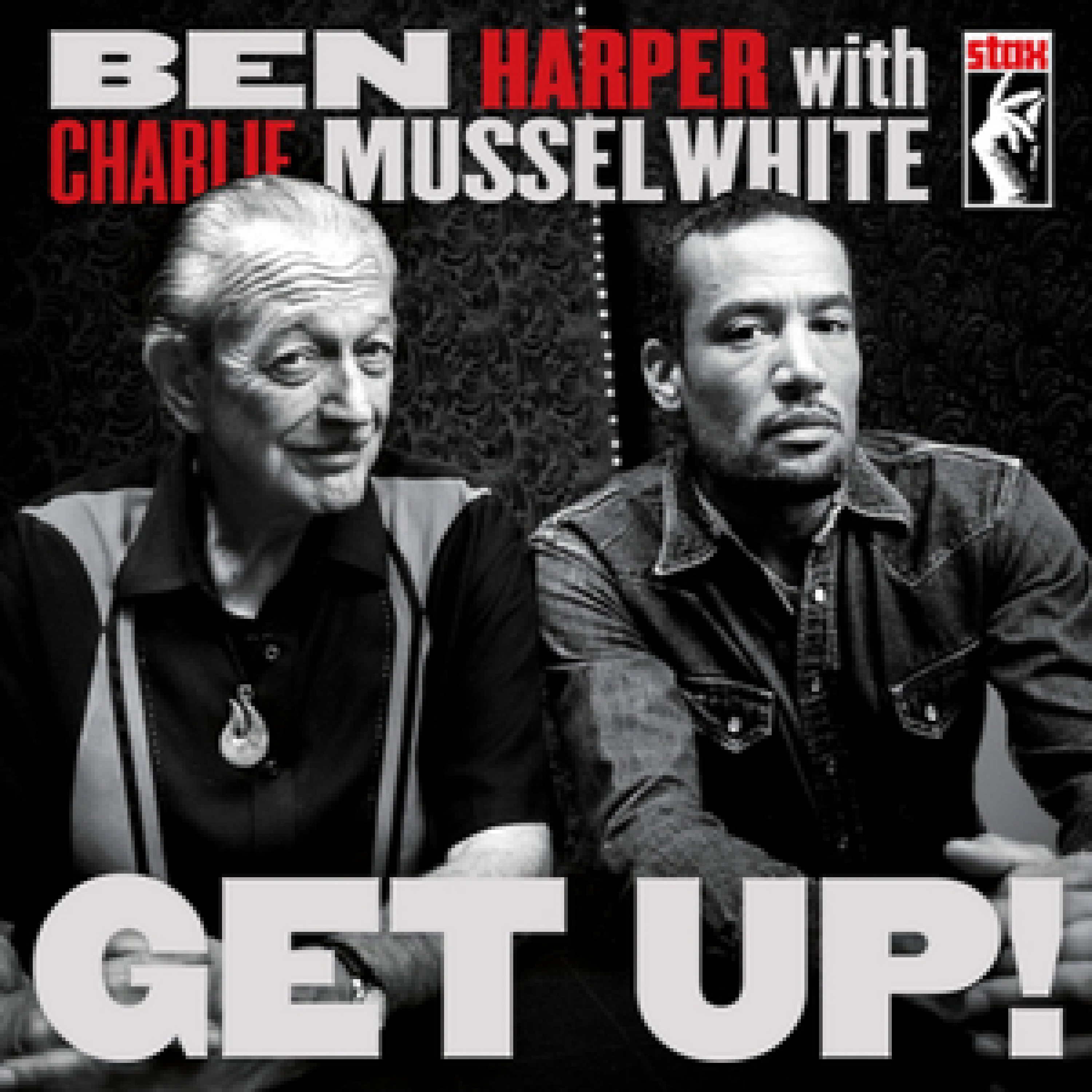Ben Harper & Charlie Musselwhite - I'm In I'm Out and I'm Gone