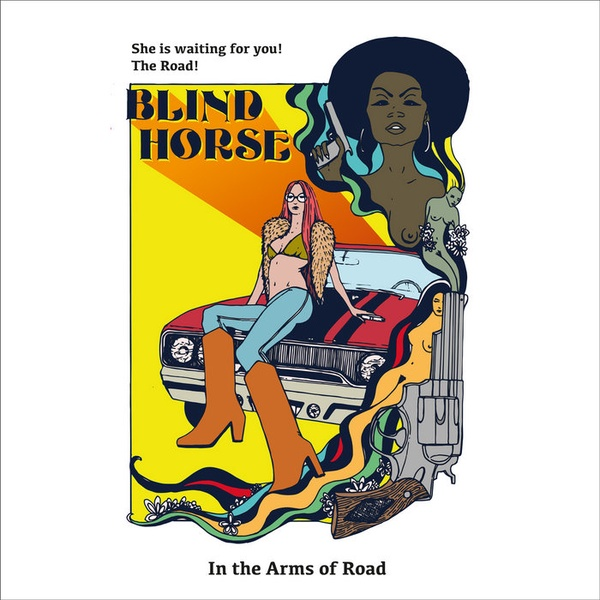 Album: In the Arms of Road (EP)