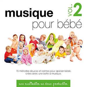 Musique pour bébé - frere jacques