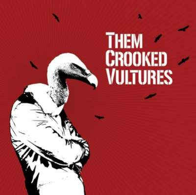 Them Crooked Vultures - Scumbag Blues