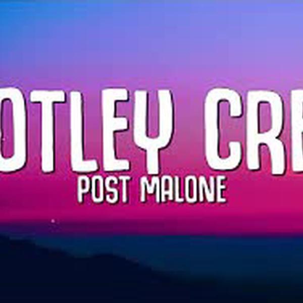 POST MALONE - Motley Crew