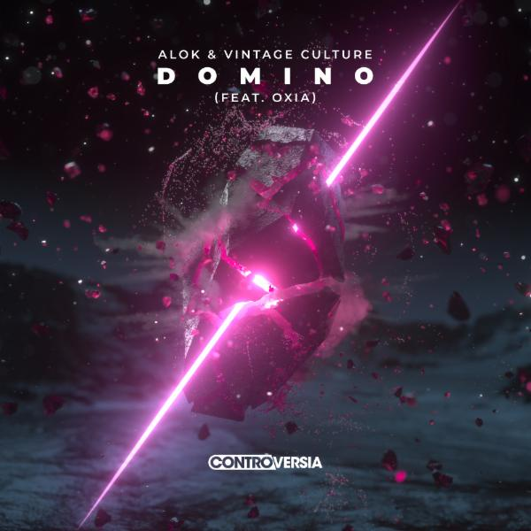 ALOK & VINTAGE CULTURE - Domino (feat. Oxia)