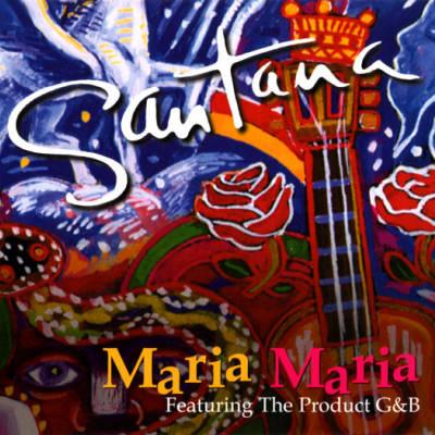 Carlos Santana - Maria Maria - Mon Chant est Celui de l'Espoir