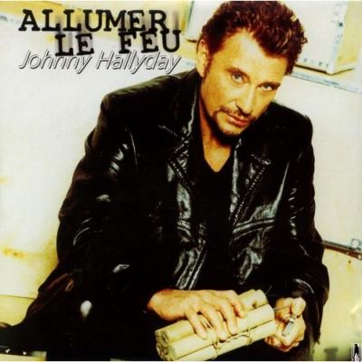 Johnny Hallyday - Allumer Le Feu - Il Suffira d'Une Étincelle et d'un Mot d'Amour
