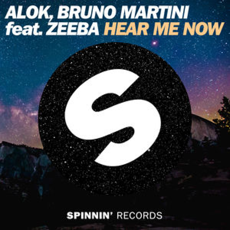 Alok - Hear Me Now