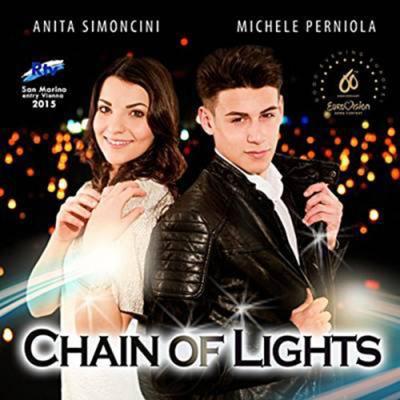 Anita Simoncini & Michele Perniola - Chain Of Lights (Saint-Marin 2015)