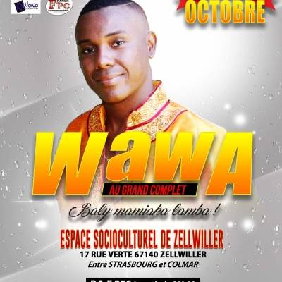 wawa - sabina (live alsace 28 oct 2017)