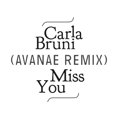 Carla Bruni - Miss You - Mark Ralph Remix