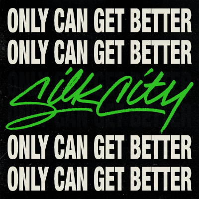 Silk City feat. Diplo, Mark Ronson and Daniel Merriweather - Only Can Get Better with Daniel Merriweather