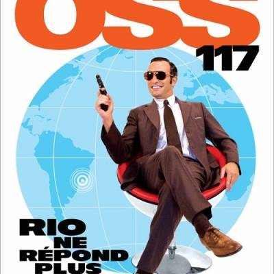 Ludovic Bource - OSS 117 Rio ne répond plus - The Wizard of Gstaad