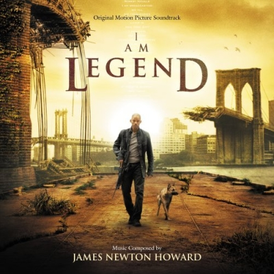James Newton Howard - Je suis une légende - Scan Her Again