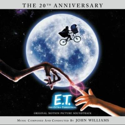 John Williams - E.T. l'extra-terrestre - Abandoned and Pursued