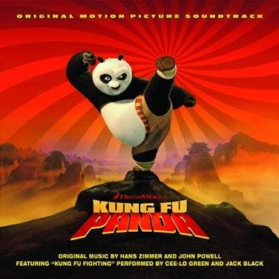 Cee-Lo Green, Jack Black - Kung Fu Panda - Kung Fu Fighting