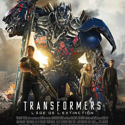 Transformers : l'âge de l'extinction - Ton short raccourcit à vue d'œil...