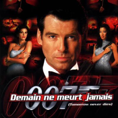 K.D. Lang - Demain ne meurt jamais (007) - Surrender