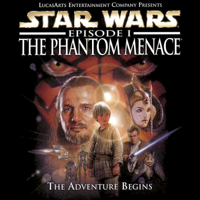 John Williams - Star Wars, épisode I : La Menace fantôme - The Sith Spacecraft And The Droid Battle