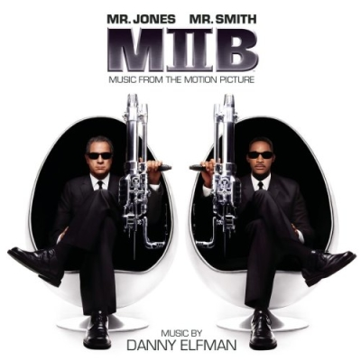 Danny Elfman - Men in Black 2 - Titles Revisited