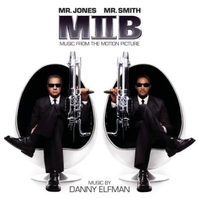 Danny Elfman - Men in Black 2 - Titles Revisited