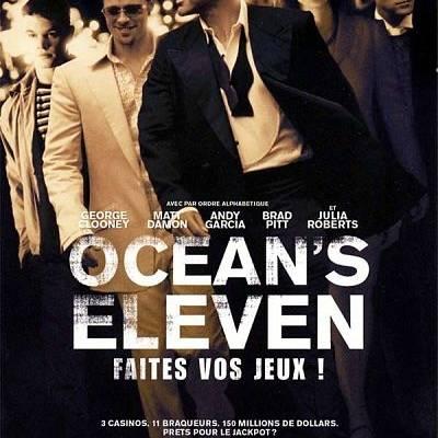 Ocean's Eleven - Bande annonce 2001 - je joue