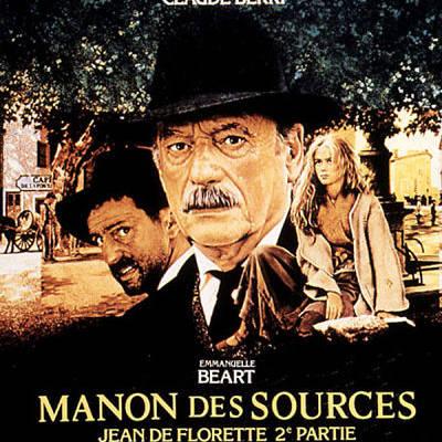 Manon des sources - Ugolin à Manon (Daniel Auteuil)
