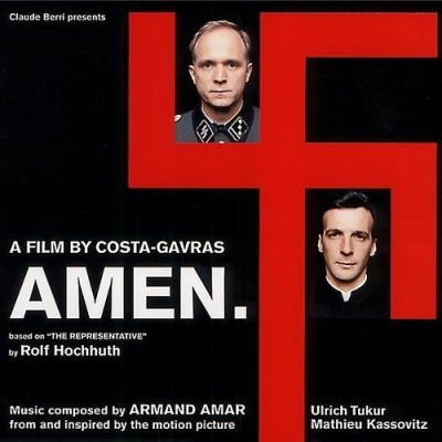 Armand Amar - Amen. - To Warn the world