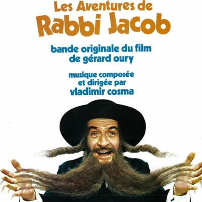 Vladimir Cosma - Les Aventures de Rabbi Jacob - Le grand Rabbi