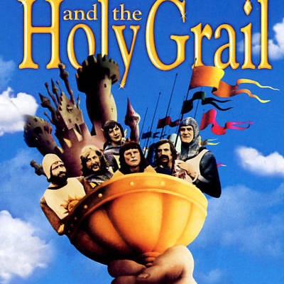 Monty Python and the Holy Grail - Th castle of Aaargh