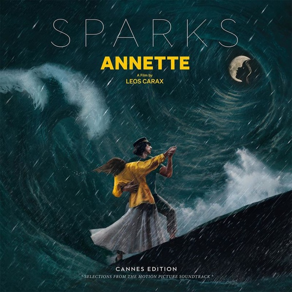 """Sparks; Adam Driver; Marion Cotillard; Simon Helberg - Annette - So May We Start (feat. Simon Helberg) (From """"Annette"""")"""