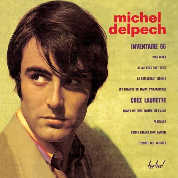 Michel Delpech - Inventaire 71
