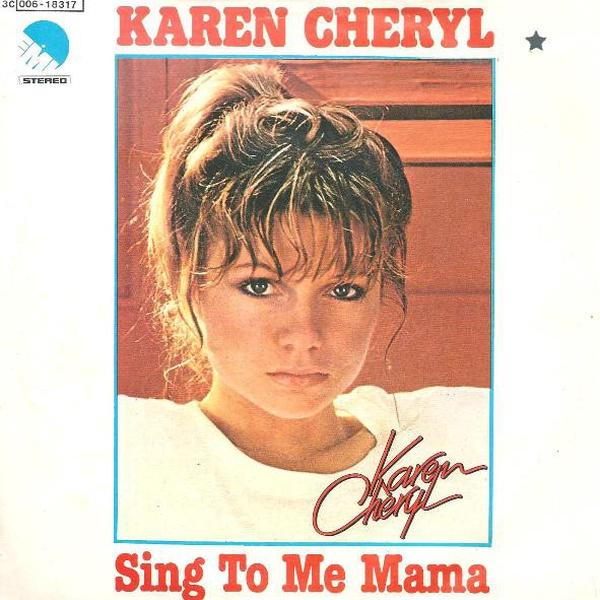 Karen Cheryl - Sing To Me Mama