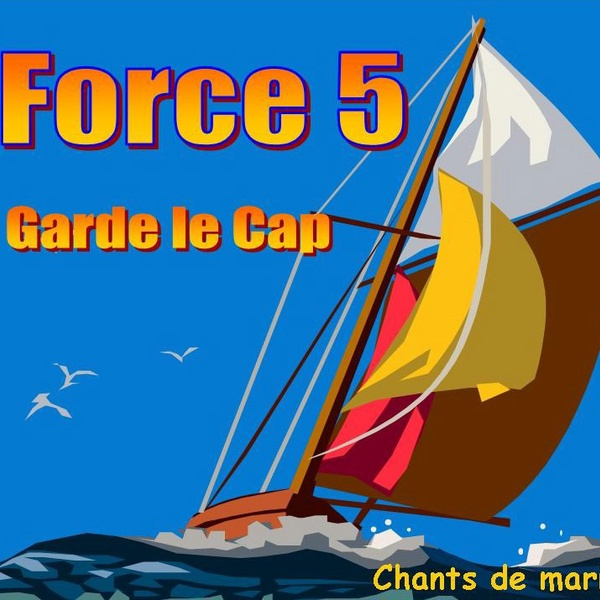 Force 5 - 01 MOBY DICK