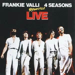 Frankie Valli & the 4 Seasons - The Night