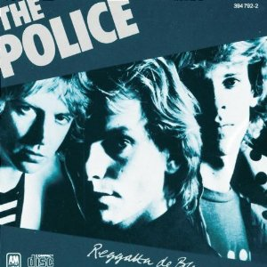 The Police - The Bed's Too Big Without You