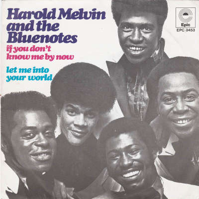 Harold Melvin & The Blue Notes - If You Don't Know Me By Now