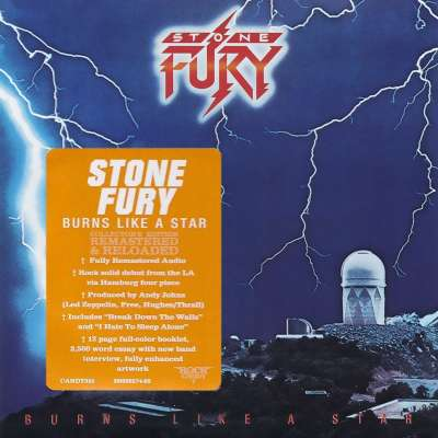 Stone Fury - Life Is Too Lonely